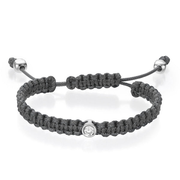 Must Bracelet - Dark Grey - Must Jewelry