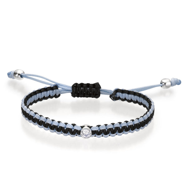 Must Bracelet - Double Light Blue - Must Jewelry