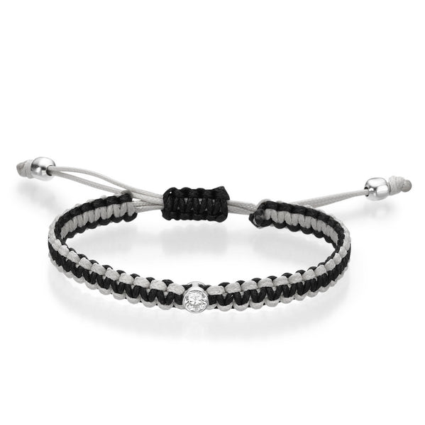 Must Bracelet - Double Light Grey - Must Jewelry