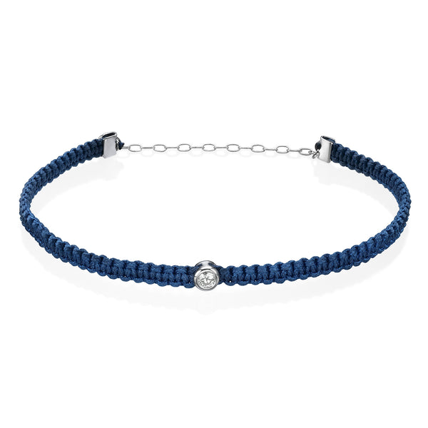 Must Choker - Blue