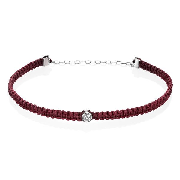 Must Choker - Red