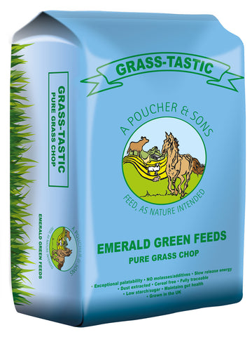 Emerald Green Grass-Tastic Chop