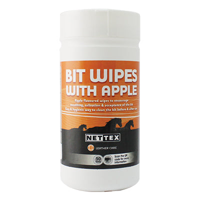 Nettex Bit Clean Wipes