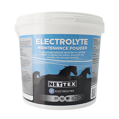 Nettex Electrolytes Maintenance Powder 1kg