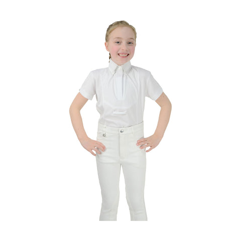 HyFASHION Children's Tilbury Short Sleeved Show Shirt