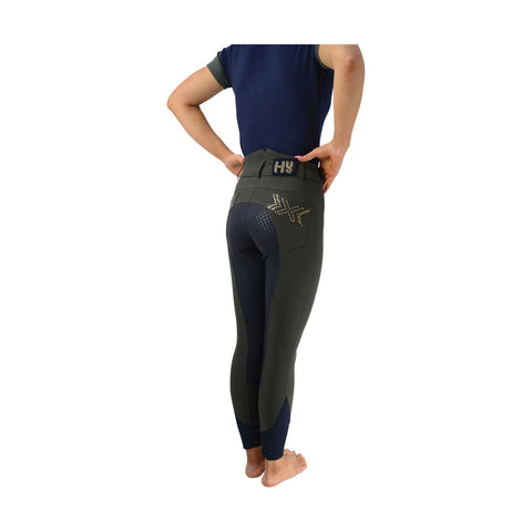 HyFASHION Edinburgh Ladies Full Silicone Breeches