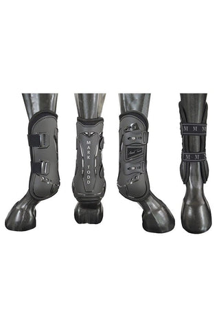 Mark Todd Air Vent Tendon Boots