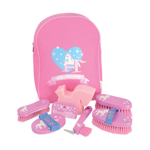 Little Rider Rucksack with Grooming Kit