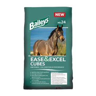 Baileys No.24 Ease and Excel Cubes