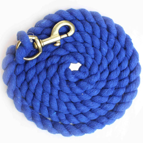 Gallop Cotton Lead Rope
