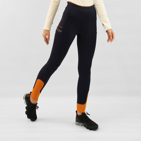 Mid-Waist Maer Silicone Riding Tights