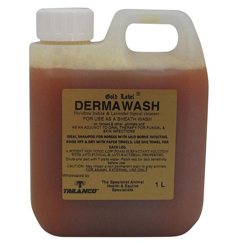 Gold Label Sheath Wash 1 Litre