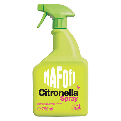 NAF OFF Citronella Spray 750ml