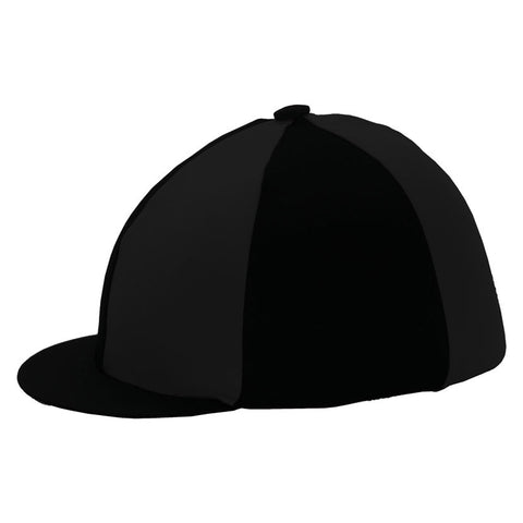 Hy Lycra Riding Hat Silk