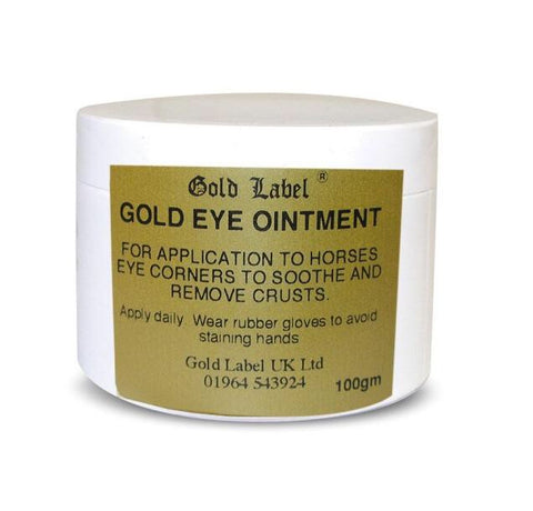 Gold Label Gold Eye Ointment - 100g
