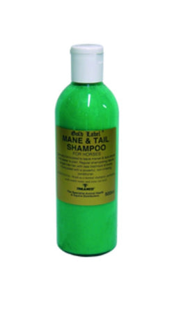 Gold Label Mane and Tail Shampoo/ Conditioner 500ml