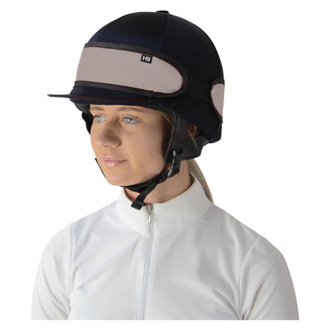 HyVIZ Silva Mercury Reflective Hat Band- One Size