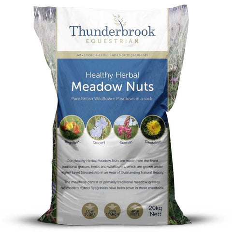 Thunderbrook Meadow Nuts 20kg