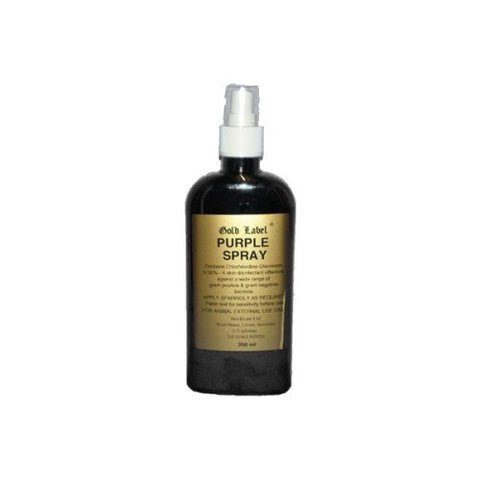 Gold Label Purple Spray - 500ml
