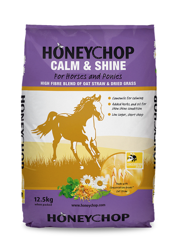 Honeychop Calm & Shine