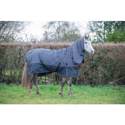 Gallop Polka-Dot 200 Combo Turnout Rug