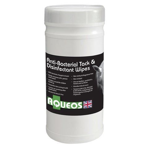 Aqueous Anti-bacterial Tack & Disinfectant Wipes