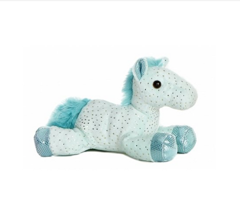 Plush Horse Teddy