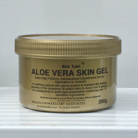 Gold Label Aloe Vera Skin Gel - 200g