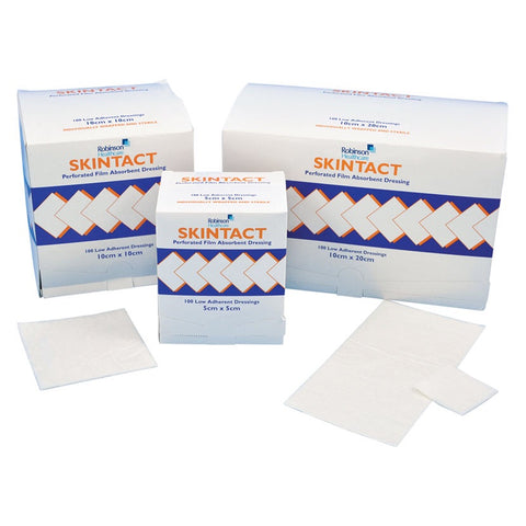 SKINTACT Absorbent Dressing - Single