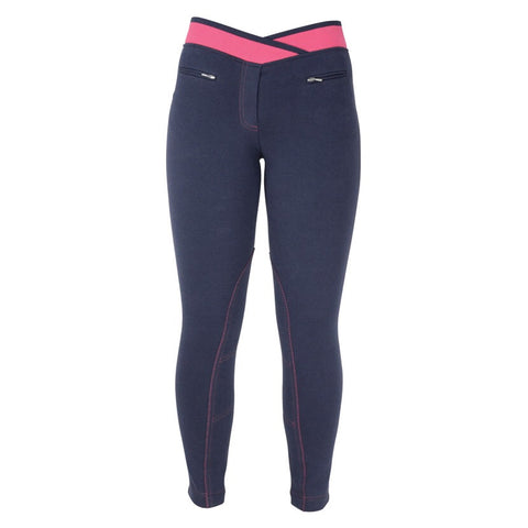 Hyperformance Brixton Elasticated Ladies Jodhpurs