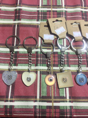 Hand Made Key Rings