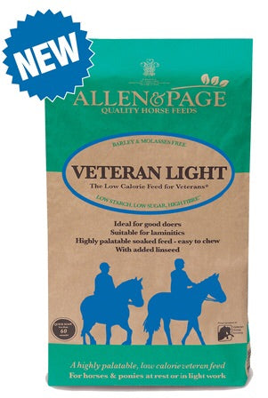 Allen & Page Veteran Light