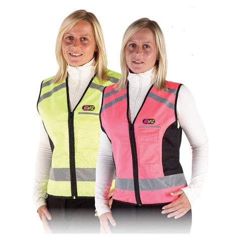 HYvis Zip-Up Tabard