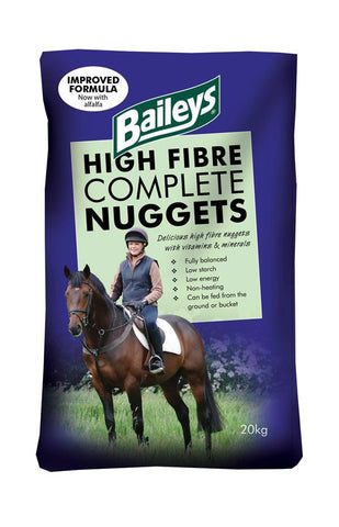Baileys High Fibre Complete Nuggets
