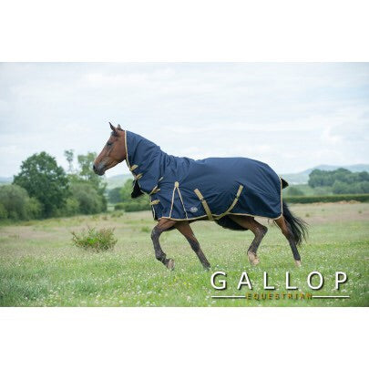 Gallop Trojan 100 Combo Turnout Rug