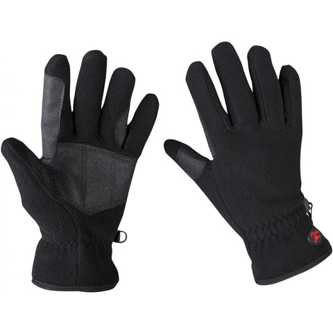 Red Horse Fleece Gloves
