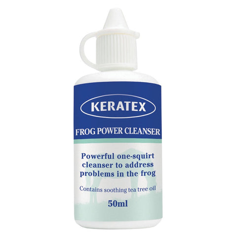 Keratex Frog Cleanser - 50ml