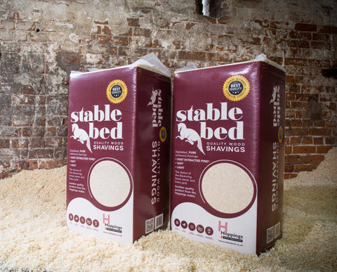 Stable Bed Shavings