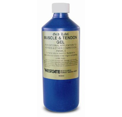 GL Muscle & Tendon Gel 500ml