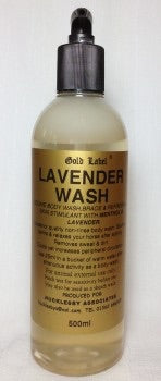 Gold Label Lavender Wash - 500ml
