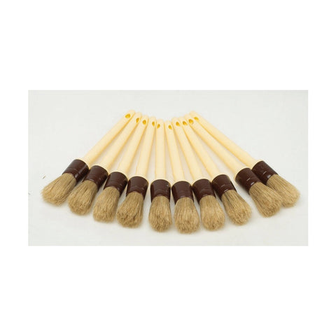 Pure Bristle Hoof Oil Brush