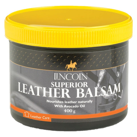 Lincoln Superior Leather Balsam - 400g