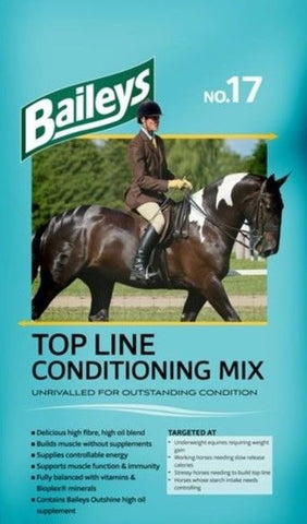 Baileys Top Line Conditioning Mix