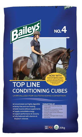 Baileys Top Line Conditioning Cubes