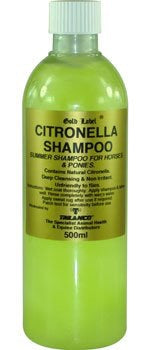 Gold Label Citronella Shampoo - 500ml