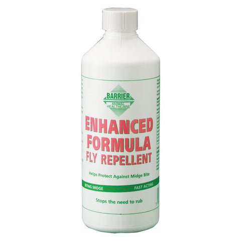 Barrier Enhanced Formula Fly Repellent -Refill 500ml