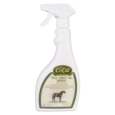 Oz Oil Tea Tree Oil Spray - 500ml