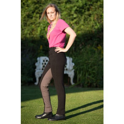 Gallop Children's Two-Tone Jodhpurs