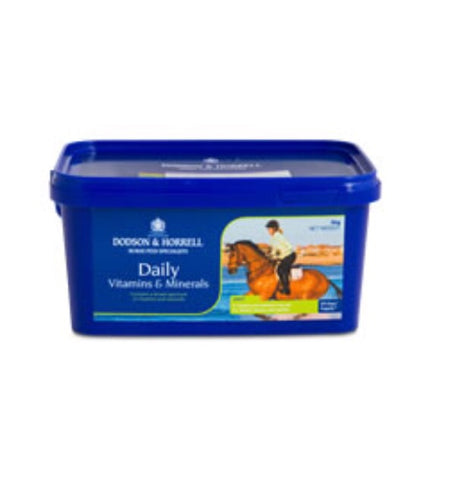 D&H Daily Vitamins & Minerals 2kg