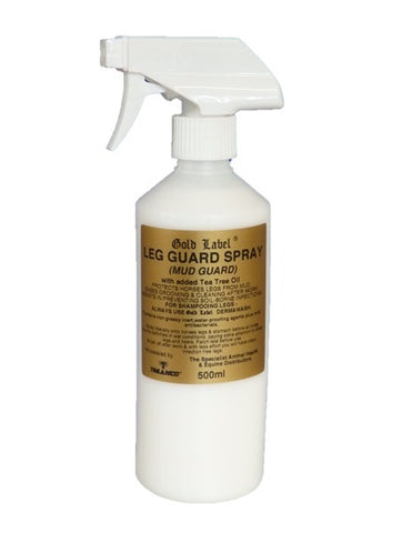 Gold Label Leg Guard Spray - 500ml